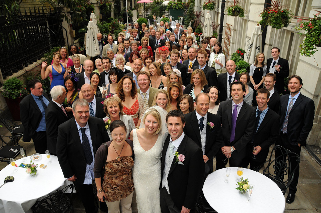 One Whitehall Place The Royal Horseguards Hotel Wedding