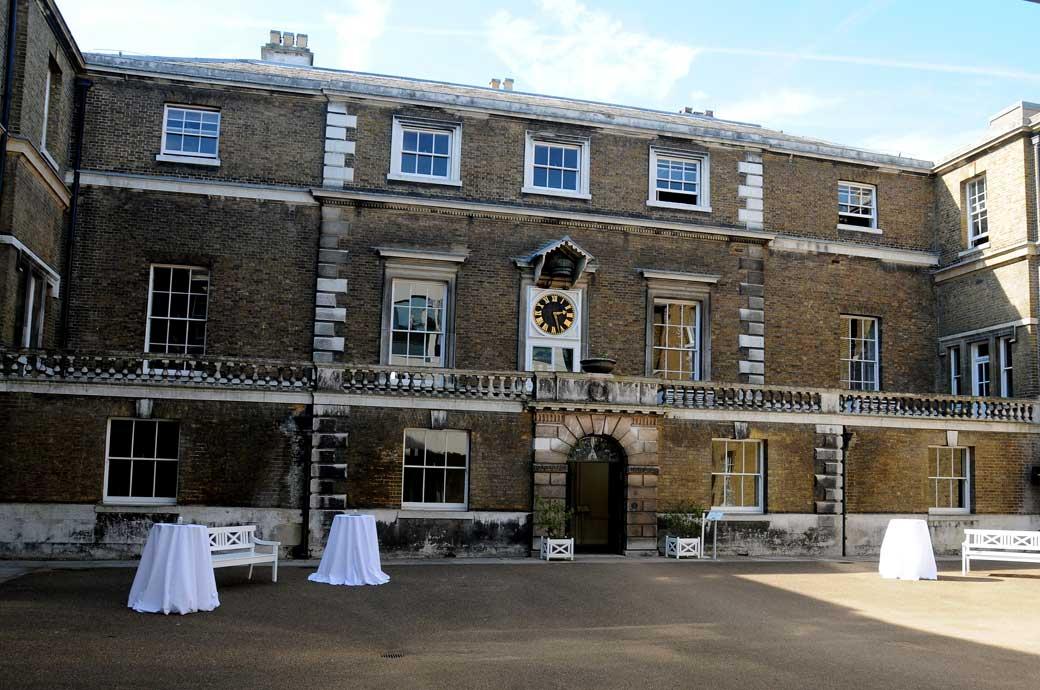 Parkstead House London wedding photography
