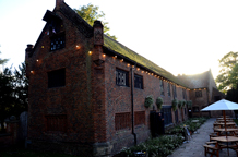 The wonderful 16th Century Tudor Barn Eltham is a quirky and most original London wedding venue set on the second floor above the pub with beautiful surrounding grounds
