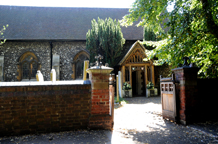 With its ancient history stretching back to the Domesday Book St Mary's Church Merton is a beautiful little church and London wedding venue with links to Nelson and other past famous people