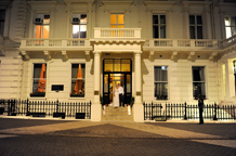 Ognisko Polish Club with it's old world grandeur and great location is a relaxed and informal London wedding venue offering alfresco celebrating in the warmer months over Princes  gardens