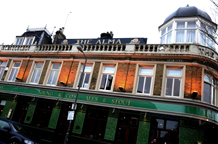 The Alma in Wandsworth is a fine traditional pub licensed for weddings in its Bramford Room with well appointed rooms in its boutique hotel is a great little London wedding venue